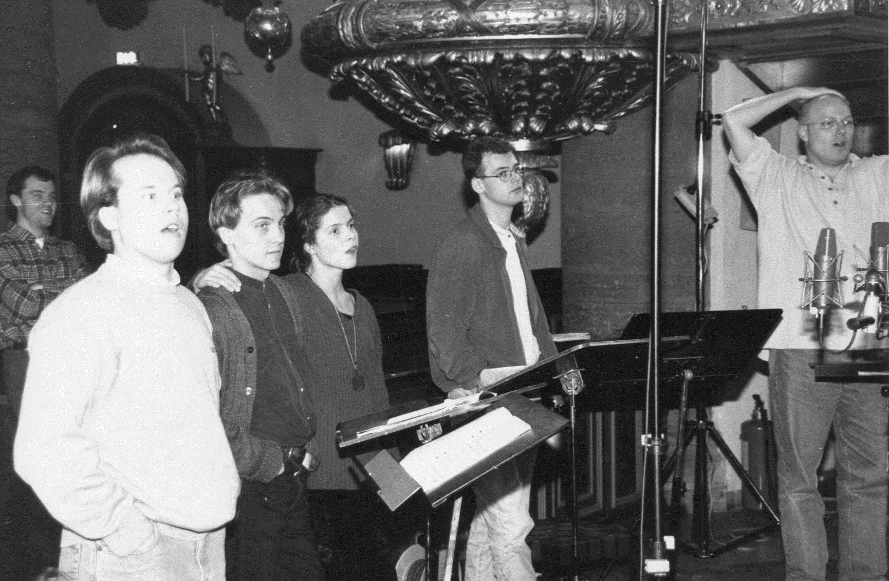 Inspelning Haydn 3