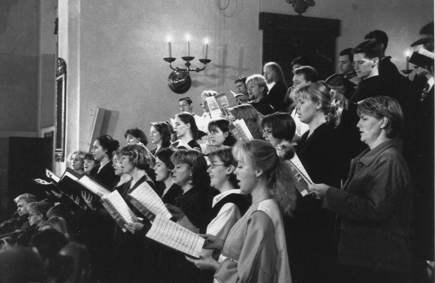 Inspelning Haydn 7