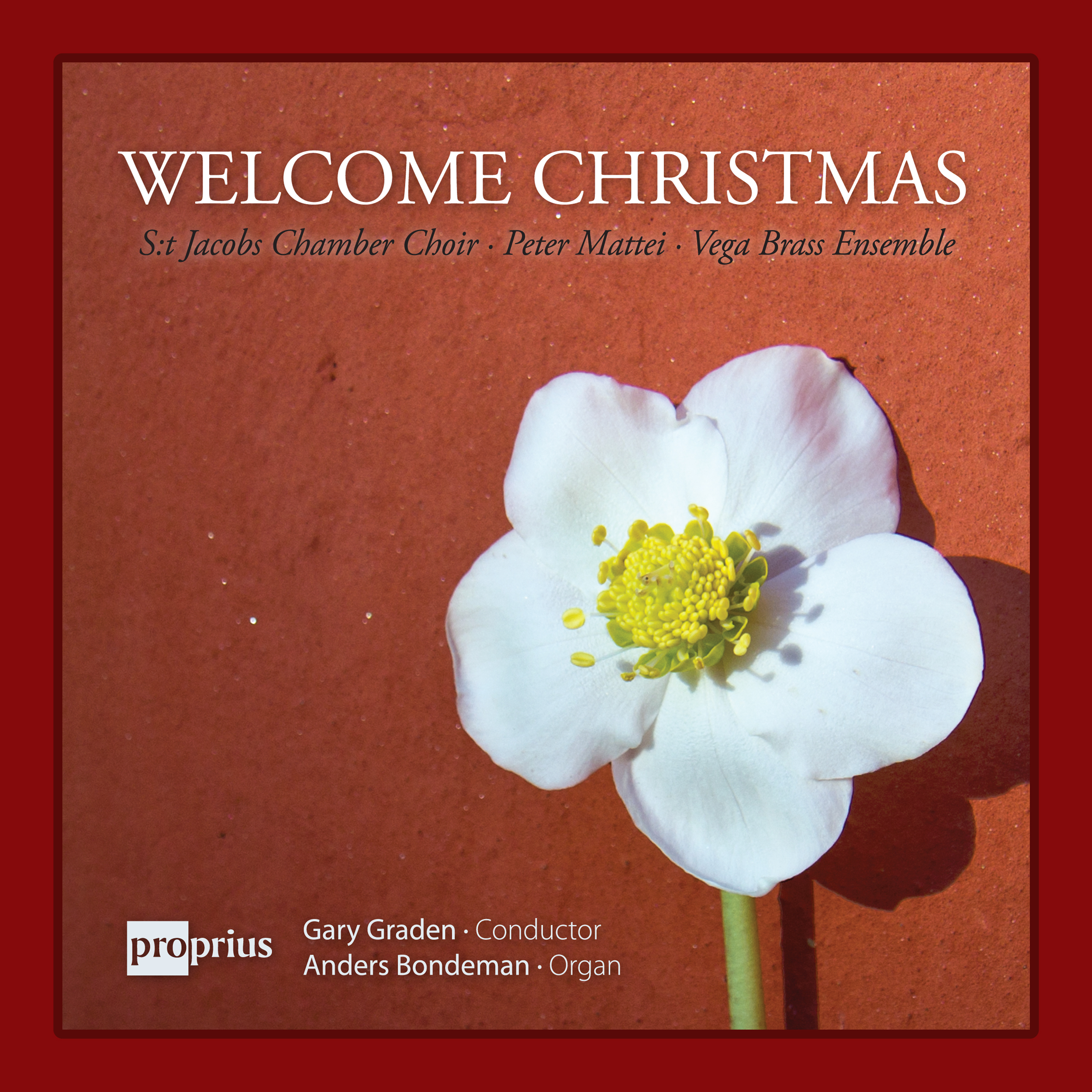 Welcome Christmas.Welcome Christmas S T Jacobs Kammarkor
